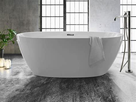 vasca da bagno acrilico vasca da bagno ovale in acrilico flow galassia