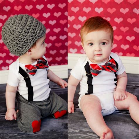 new year clothes baby new baby boy clothing sets bow tie bodysuit