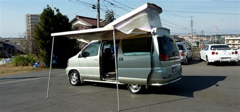 silver top awnings prices featured 1999 nissan elgrand at j spec imports