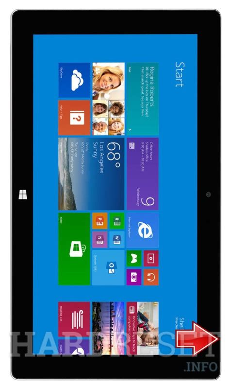 resetting windows surface microsoft surface 2 4g lte how to soft reset my phone