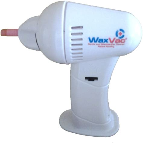 ear cleaner new waxvac ear wax remover