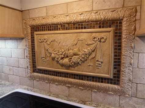 Decorative Tiles For Kitchen Backsplash Kitchen
