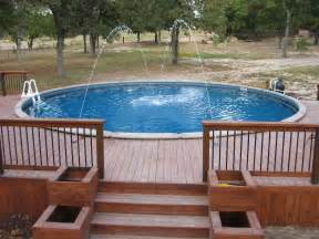 decorating around above ground pool swimming pools above ground pool deck ideas 1000