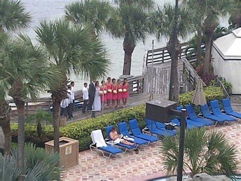 marriott sand key wedding 301 moved permanently