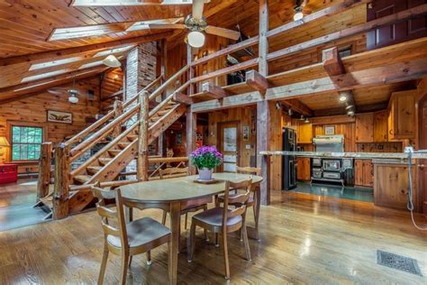 Cabins In Boston by On The Market A Log Cabin In Saugus Boston Magazine