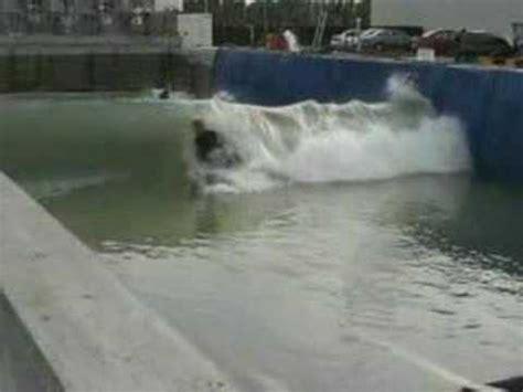 surfing wave pool development