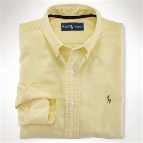 T Shirt Hurley Most Wanted Item polo ralph custom fit solid oxford shirt light
