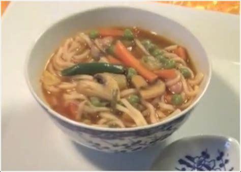 cuisine chine soupe chinoise v 233 g 233 tarienne une recette simple et