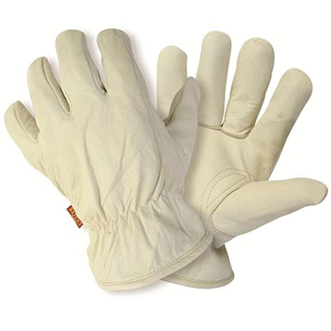 Gardening Gloves For Thorns Briers Lined Hide Protective Gardening Gloves