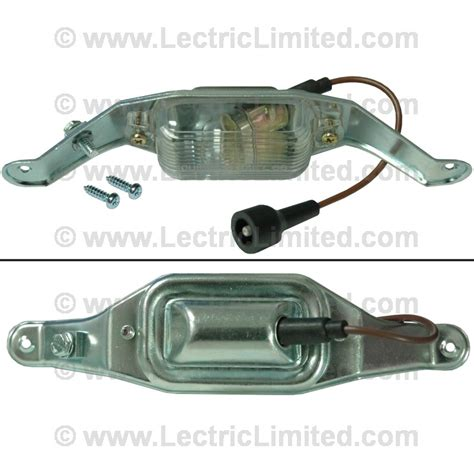 license plate light assembly license plate light assembly 00911908 lectric limited