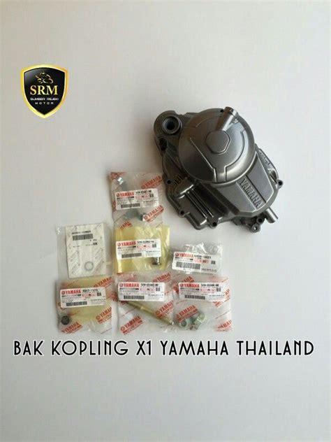 Blok Bak Kopling Jupiter New Snd Bak Kopling X1 Yamaha Thailand Idr 700 000 Mesin