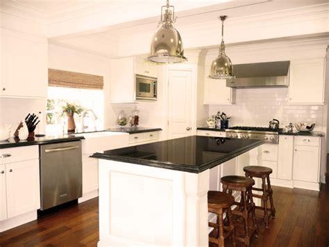 Bright White Kitchen Transitional Kitchen Austin Bright White Kitchen Cabinets