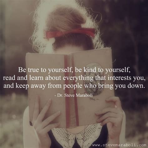 be true to yourself be to yourself