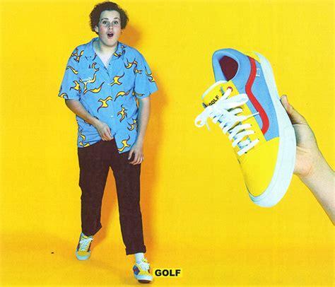 Vans Golfwang Wheat Pink the creator vans skool golf wang sneakerfiles