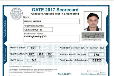 Can I Do Mba With Gate Score by How To Prepare For Gate 2018 Civil Engineering Quora