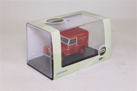 an excellent invention series 1 oxford diecast lan188004 land rover series 1 80in royal