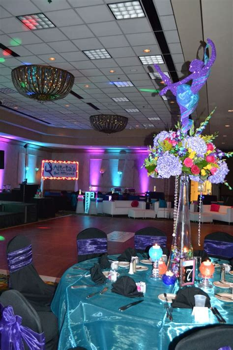 dance themed events 107 best images about bat mitzvahs party perfect events