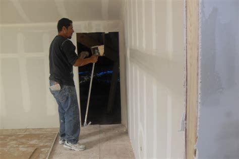 How To Measure Drywall For A Room by Drywall Basics For The Finish You Want Textured Sheetrock