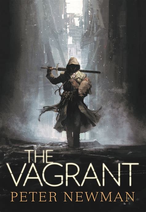 he books the vagrant by newman shiny new books