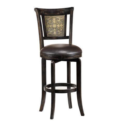 26 bar stools swivel hillsdale camille 26 5 quot swivel bar stool reviews wayfair