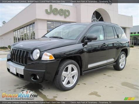jeep compass limited black 2010 jeep compass limited brilliant black pearl