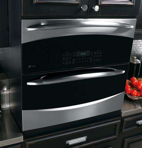 double oven for sale pt925snss ge profile 30 quot built in single double convection