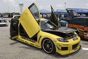 cars sports mazda rx 8 modification
