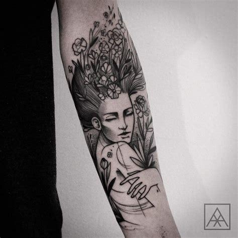 tatuagem de flores 64 ideias lindas para tatuar