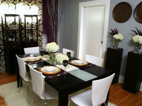 decorated dining rooms elegant small dining room ideas beautiful homes design