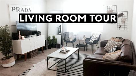 apartment living room tour our 1st place youtube living room tour los angeles apartment tour 2017 youtube