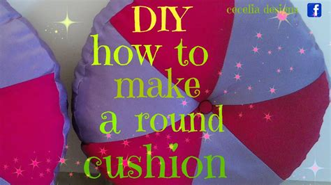 How To Make A Cushion by Diy How To Make A Cushion