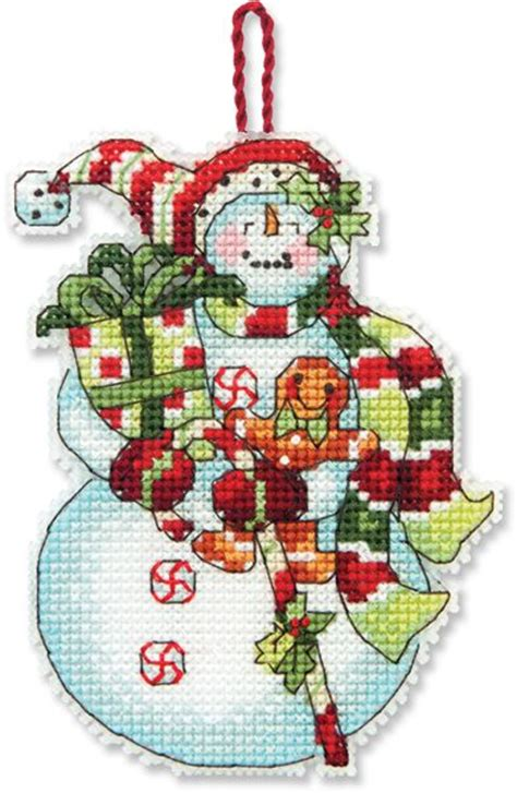 best of the west christmas ornaments plastic canvas kit 54 best cross stitch snow globes images on cross stitches cross