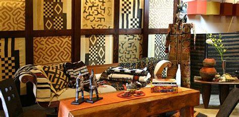 nigerian home decor muebles un hogar con mucho oficio