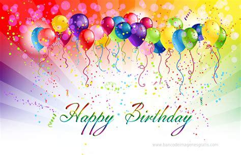 imagenes de globos happy birthday banco de im 193 genes mensajes de cumplea 241 os con globos de