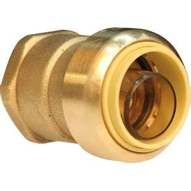 Push Connect Plumbing Fittings by Pipe Fittings Push Connect Fittings Probite 174 1 2 Quot X 1
