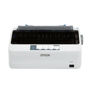 Harga Printer Hitam Putih Epson by Jual Epson Lq310 Dot Matrix Printer Putih Harga