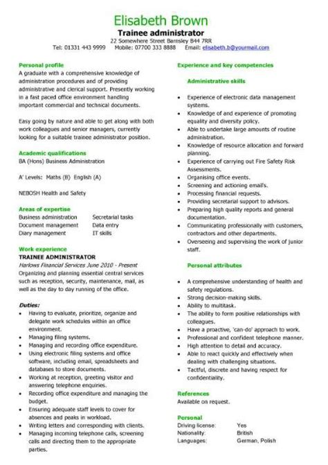 Sample Electronics Engineer Resume by Graduate Cv Template Student Jobs Graduate Jobs Career