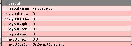 qt layout contents margins qt qpushbutton changes margins on other widgets in the