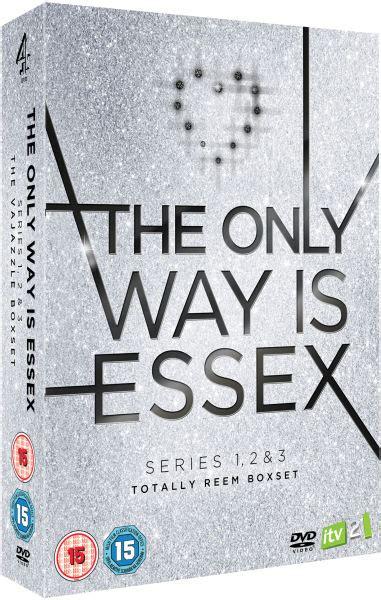 belchester box set series 1 the only way is essex series 1 3 box set dvd zavvi