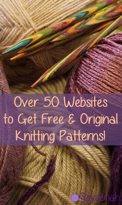 knitting pattern websites over 50 websites to get free knitting patterns sakeenah
