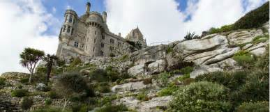 the gardens on st michael s mount in cornwall