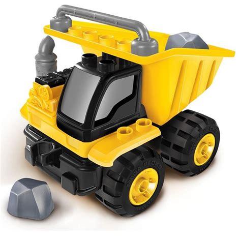 mega dump truck mega bloks cat dump truck vehicle 609 ebay