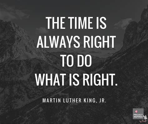 What Is The Right Time To Do Mba Quora by 8 Amazing Quotes From Martin Luther King Jr On Mlk Day
