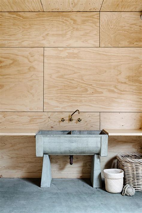birch plywood panelling   home pinterest