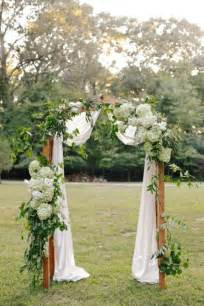 wedding ceremony arch 43 outdoor summer wedding arches happywedd