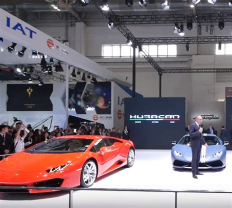 Lamborghini Model Range Lamborghini Hurac 225 N Model Range Introduced At The 2016