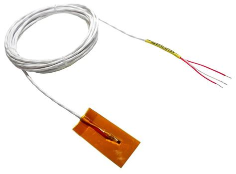 Thermocouple Stick surface mount stick on rtd sensor pt100 3 wire