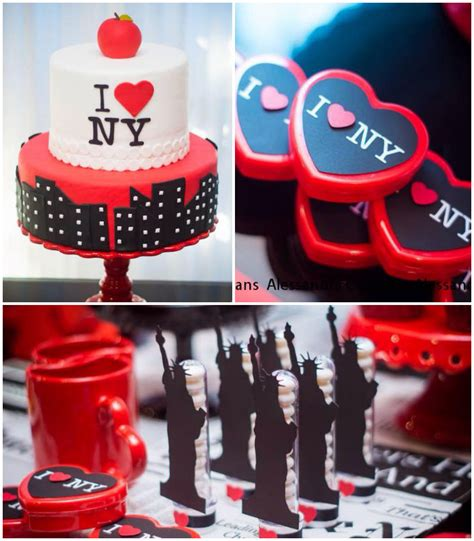 1 Year Birthday Ny - kara s ideas new york city bridal shower via kara s