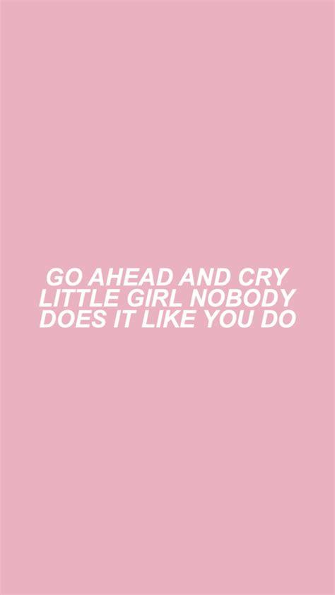 aesthetic lyrics wallpaper pinterest kiirrstenn lyrics and quotes pinterest