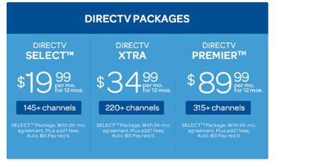 at t and directv bundles 866 264 1815 save today